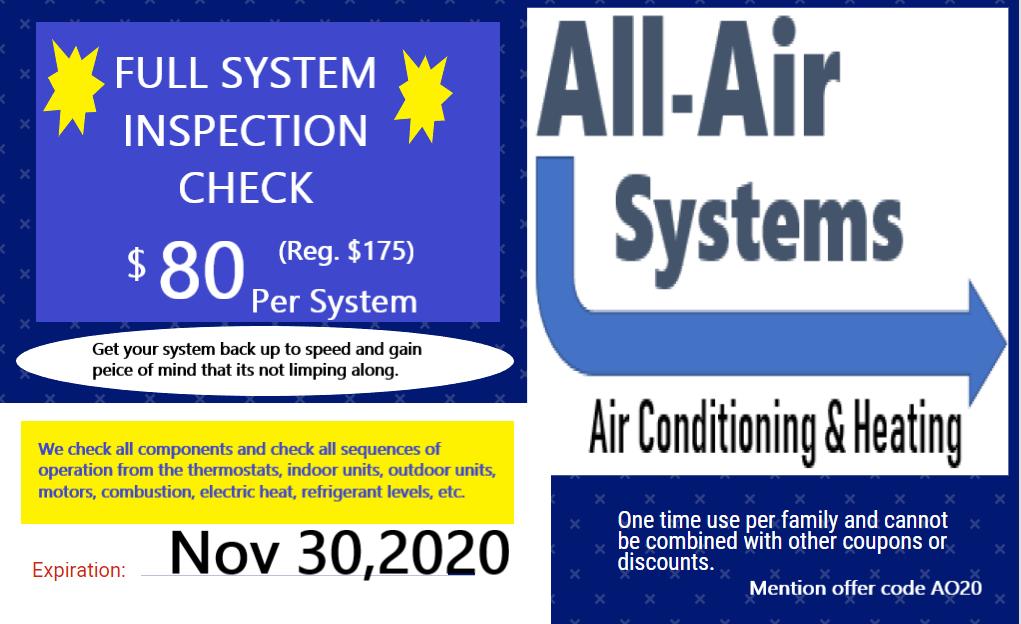 all air systems