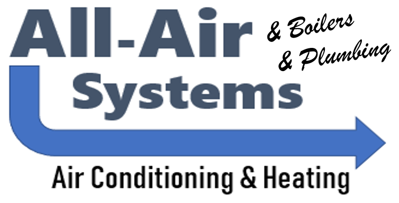 Image of logo of All-Air Systems of Maryland Residential Air Conditioning and heating and boilers and plumbing