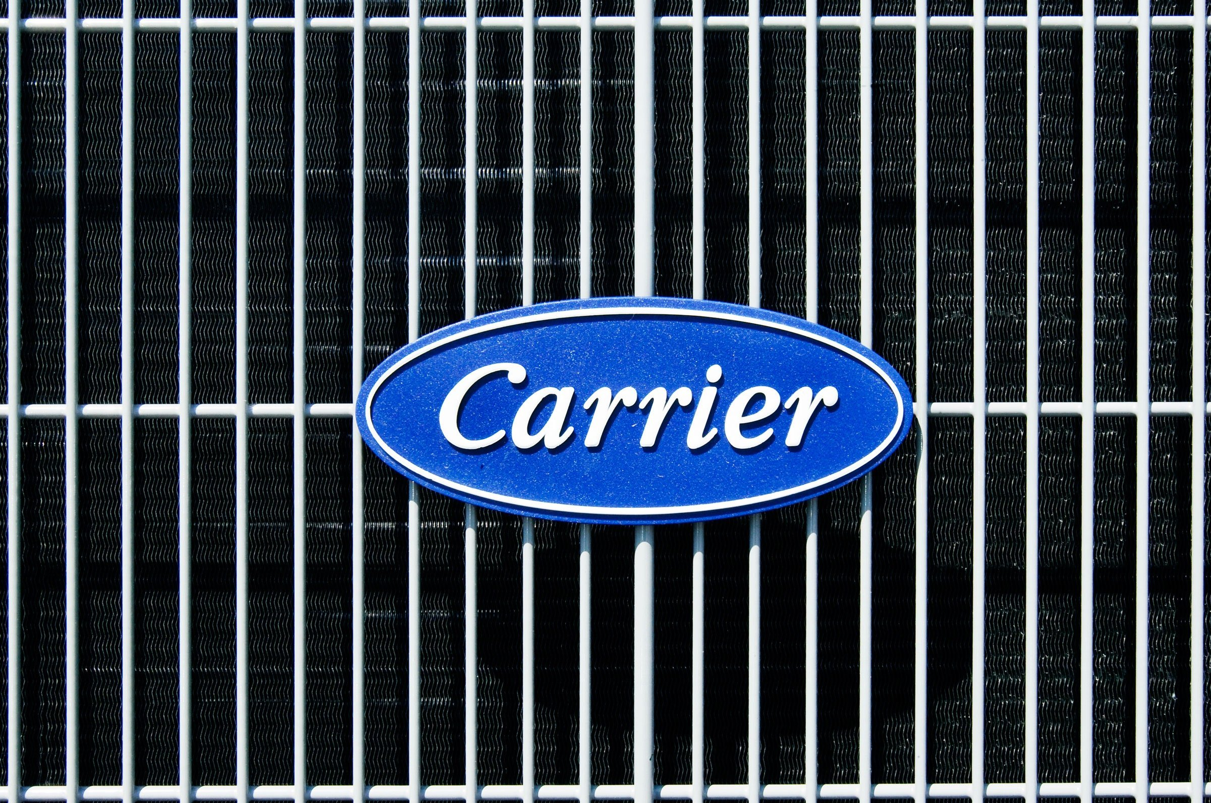 Image of We service and install Carrier HVAC equipment